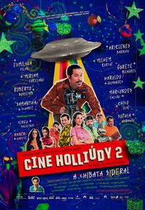 Cine Holliúdy 2: A Chibata Sideral - Poster / Capa / Cartaz - Oficial 1