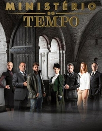 O Ministério do Tempo - Poster / Capa / Cartaz - Oficial 1