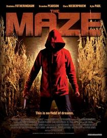 The Maze - Poster / Capa / Cartaz - Oficial 1