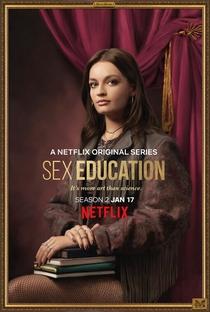 Sex Education (2ª Temporada) - Poster / Capa / Cartaz - Oficial 4