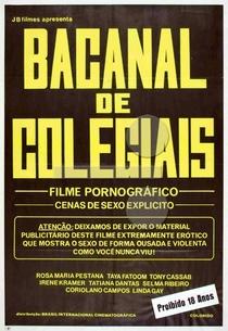 Bacanal de Colegiais - Poster / Capa / Cartaz - Oficial 2