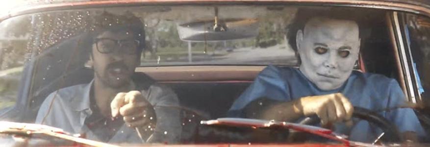 Sessão do Medo: Michael Myers aprende a dirigir em Driving Lessons