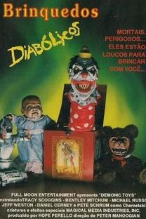 Brinquedos Diabólicos - Poster / Capa / Cartaz - Oficial 2