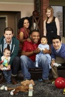 Guys with Kids (1ª Temporada) - Poster / Capa / Cartaz - Oficial 1