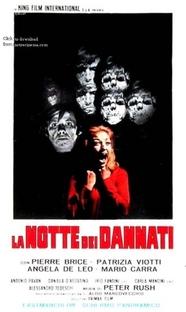 A Noite dos Condenados - Poster / Capa / Cartaz - Oficial 1
