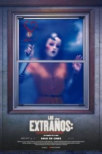 Os Estranhos: Caçada Noturna - Poster / Capa / Cartaz - Oficial 8