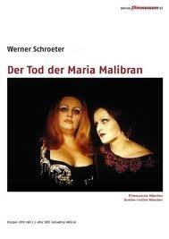 A Morte De Maria Malibran - Poster / Capa / Cartaz - Oficial 1