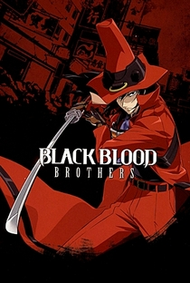 Black Blood Brothers - Poster / Capa / Cartaz - Oficial 5