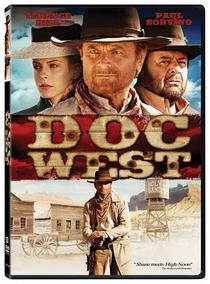 Doc West - Poster / Capa / Cartaz - Oficial 1