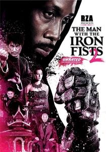 O Homem com Punhos de Ferro 2 - Poster / Capa / Cartaz - Oficial 1