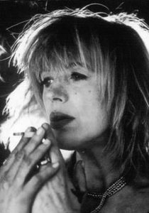 Marianne Faithfull: Keeping the Faith - Poster / Capa / Cartaz - Oficial 1