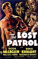 A Patrulha Perdida (The Lost Patrol)