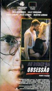 As Cores da Obsessão - Poster / Capa / Cartaz - Oficial 1