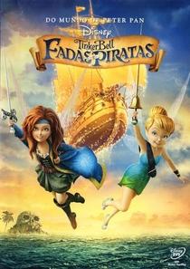 Tinker Bell: Fadas e Piratas - Poster / Capa / Cartaz - Oficial 10