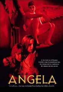 Angela - Nas Asas da Imaginação - Poster / Capa / Cartaz - Oficial 1