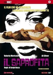 Il Saprofita     (The Profiteer) - Poster / Capa / Cartaz - Oficial 1