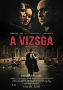 A vizsga - Poster / Capa / Cartaz - Oficial 1