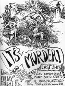 It's Murder! (It's Murder!)
