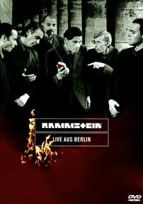 Rammstein: Live aus Berlin - Poster / Capa / Cartaz - Oficial 1