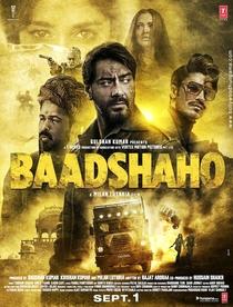 Baadshaho - Poster / Capa / Cartaz - Oficial 1