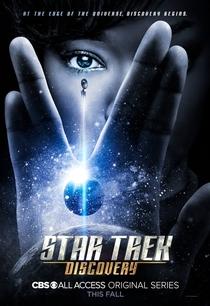Star Trek: Discovery (1ª Temporada) - Poster / Capa / Cartaz - Oficial 1