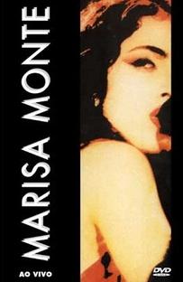 Marisa Monte Ao Vivo - Poster / Capa / Cartaz - Oficial 1
