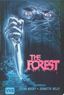 The Forest - Poster / Capa / Cartaz - Oficial 3