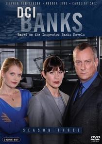 DCI Banks (3ª Temporada) - Poster / Capa / Cartaz - Oficial 1