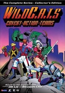 Wild C.A.T.S: Covert Action Teams - Poster / Capa / Cartaz - Oficial 1