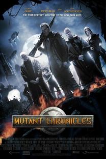 A Era Da Escuridão - Mutant Chronicles - Poster / Capa / Cartaz - Oficial 7
