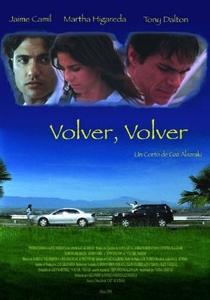 Volver, Volver - Poster / Capa / Cartaz - Oficial 1