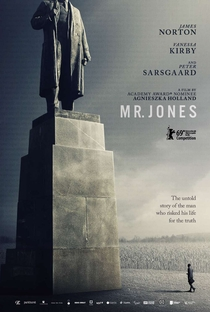 Mr. Jones - Poster / Capa / Cartaz - Oficial 5