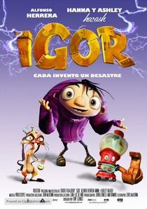Igor - Poster / Capa / Cartaz - Oficial 6