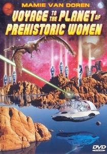 Viagem ao Planeta das Mulheres Selvagens - Poster / Capa / Cartaz - Oficial 1
