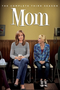 Mom (3ª Temporada) - Poster / Capa / Cartaz - Oficial 1