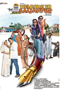 Welcome to Sajjanpur - Poster / Capa / Cartaz - Oficial 1