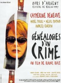 Genealogias de um Crime - Poster / Capa / Cartaz - Oficial 1