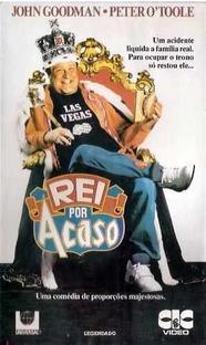 Rei Por Acaso - Poster / Capa / Cartaz - Oficial 2