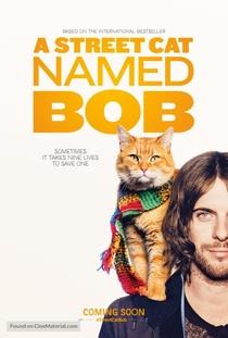 Um Gato de Rua Chamado Bob - Poster / Capa / Cartaz - Oficial 1