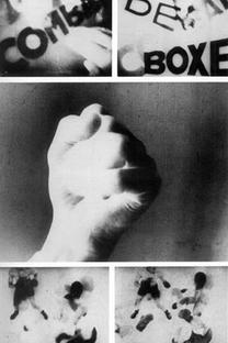 Combat de boxe - Poster / Capa / Cartaz - Oficial 1