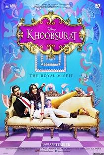 Khoobsurat - Poster / Capa / Cartaz - Oficial 5