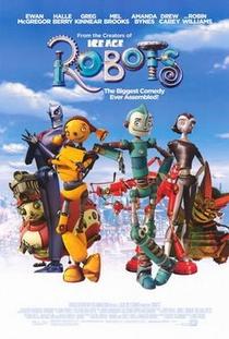 Robôs - Poster / Capa / Cartaz - Oficial 3
