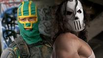 Casey Jones vs Kick-Ass - Poster / Capa / Cartaz - Oficial 1