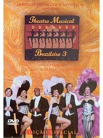 Theatro Musical Brazileiro 3  - Poster / Capa / Cartaz - Oficial 1