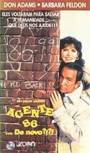 Agente 86, de Novo? - Poster / Capa / Cartaz - Oficial 1