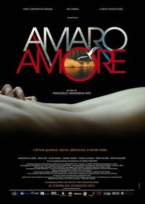 Amaro Amore - Poster / Capa / Cartaz - Oficial 1