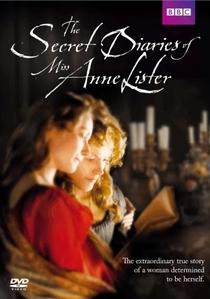 O Diário Secreto de Miss Anne Lister - Poster / Capa / Cartaz - Oficial 3