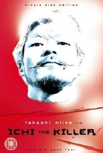 Ichi: O Assassino - Poster / Capa / Cartaz - Oficial 18