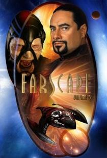 Farscape 1ª Temporada - Poster / Capa / Cartaz - Oficial 3