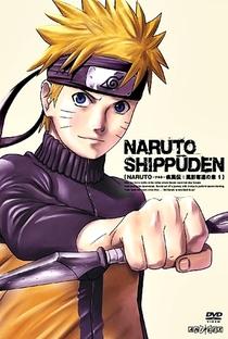 Naruto Shippuden (1ª Temporada) - Poster / Capa / Cartaz - Oficial 3